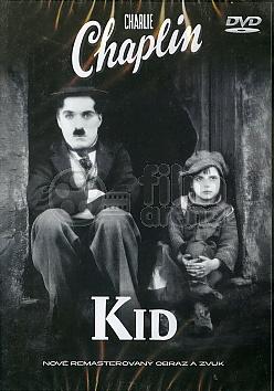 Charlie Chaplin-Kid