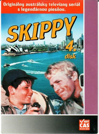 Skippy 4 - DVD