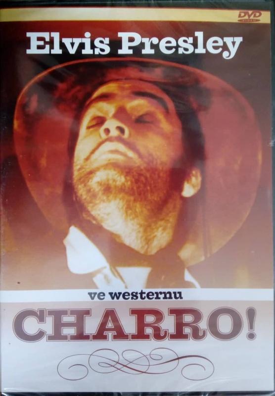 Charro! DVD plast