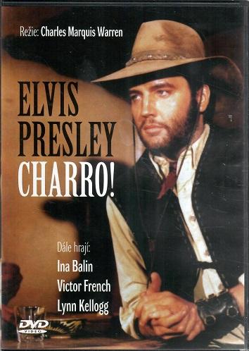 Charro! ( originální zněním,titulky CZ ) plast DVD