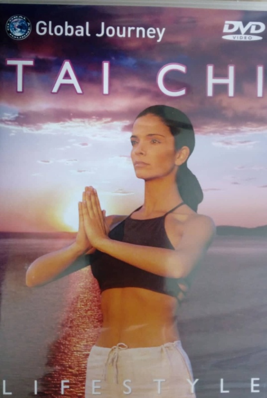 Tai Chi DVD plast