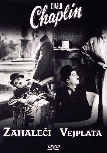 Charlie Chaplin - Zahaleči Vejplata DVD plast