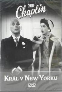 Charlie Chaplin - Král v New Yorku DVD plast