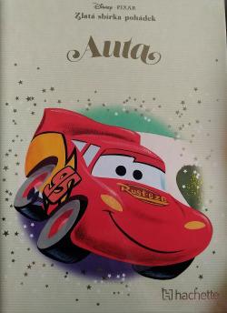 Disney- Auta - Zlatá sbírka pohádek