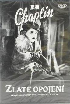Charlie Chaplin - Zlaté opojení DVD plast