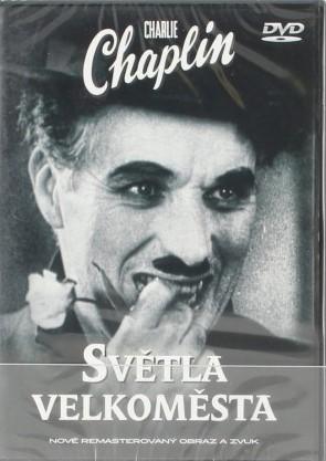 Charlie Chaplin - Světla velkoměsta DVD plast