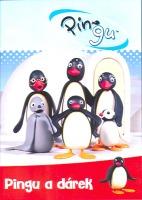Pingu a dárek DVD plast