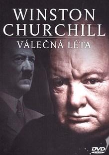 Winston Churchill - Válečná léta DVD plast