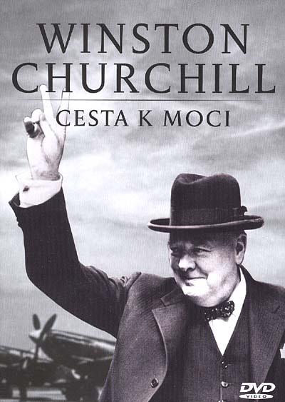 Winston Churchill - Cesta k moci DVD plast