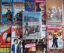 Kolekce Christian Clavier 12 DVD