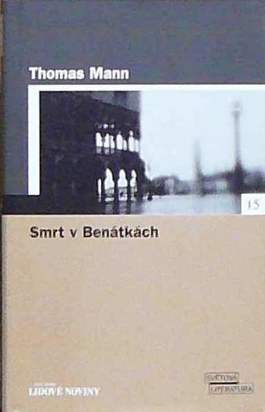 Smrt v Benátkách - Thomas Mann