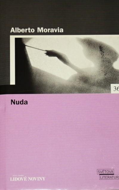 Nuda - Alberto Moravia