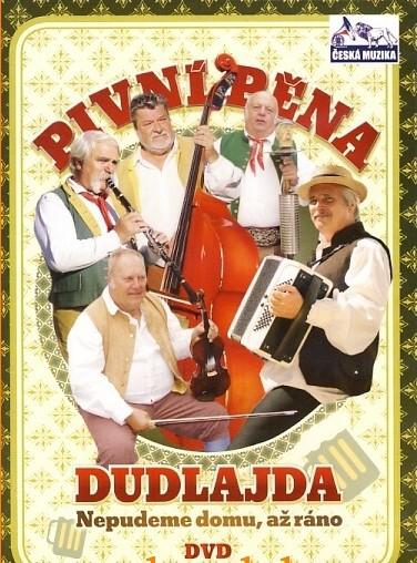 Pivní pěna - Dudlajda DVD plast