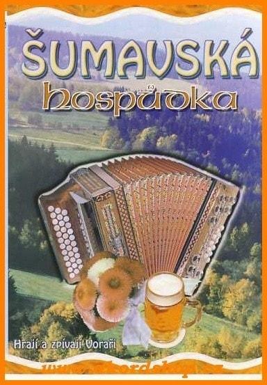Šumavská hospůdka DVD plast (bazarové zboží)