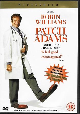 Patch Adams / Doktor Flastr ( originální znění, titulky CZ ) plast DVD