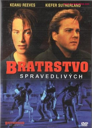 Bratrstvo spravedlivých DVD plast