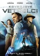 Kovbojové a vetřelci DVD plast