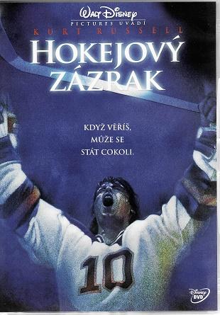 Hokejový zázrak ( originální znění, titulky CZ ) plast DVD