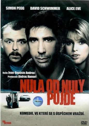 Nula od nuly pojde ( plast ) - DVD