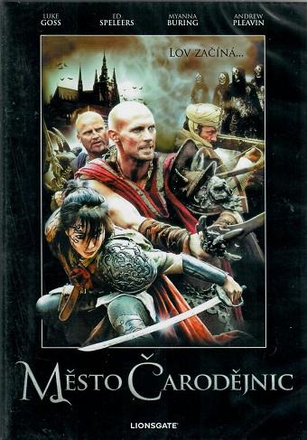 Město čarodějnic ( slim ) - DVD