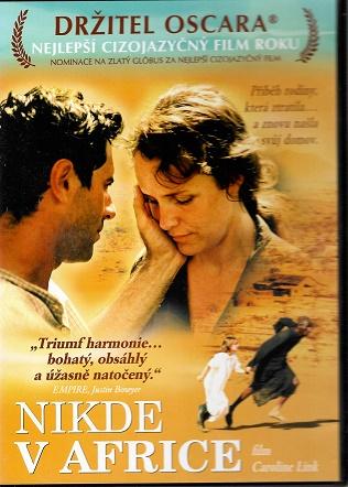 Nikde v Africe /  Nowhere in Africa ( plast ) DVD