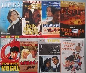 Kolekce Philip Noiret 8 DVD