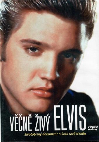 Věčně živý Elvis ( plast ) - DVD