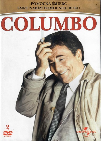 Columbo 2 ( plast ) - DVD