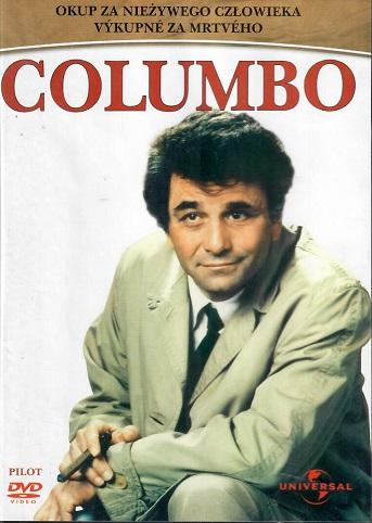 Columbo  - Pilotní epizoda ( plast ) - DVD