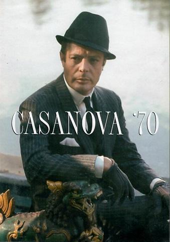 Casanova '70 ( originální znění s CZ titulky ) - DVD