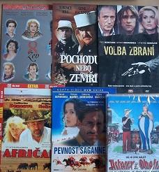 Kolekce Catherine Deneuve - 6 DVD