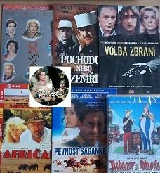 Kolekce Catherine Deneuve - 7 DVD