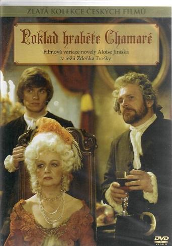 Poklad hraběte Chamaré ( plast ) - DVD