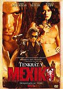 Tenkrát v Mexiku - DVD plast
