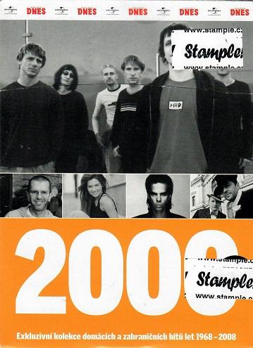 2000 - pošetka CD