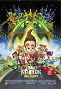 Jimmy Neutron - DVD bazarové zboží