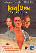 Don Juan De Marco - DVD bazarové zboží