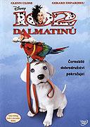 102 dalmatinů - DVD bazarové zboží