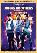 Jonas Brothers: 3D koncert (rozšířené vydání) - DVD bazarové zboží