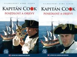 2x Kapitán Cook 1 + Kapitán Cook 2 ( pošetka) - DVD