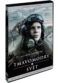 Tmavomodrý svět  - DVD plast