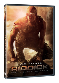 Riddick - DVD plast