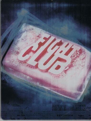 Klub rváčů - Blu-ray -Steelbook