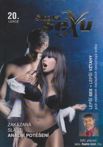 Škola sexu 20 - Zakázaná slast: Anální potešení - DVD