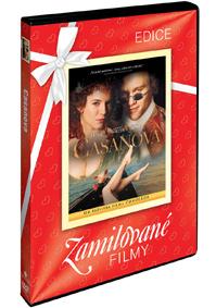 Casanova (2005) - Edice zamilované filmy DVD