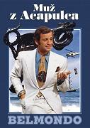 Muž z Acapulca ( pošetka ) - DVD - bazarové zboží