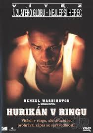 Hurikán v ringu - DVD bazarové zboží