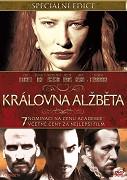 Královna Alžběta - DVD plast