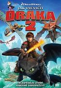 Jak vycvičit draka 2 - DVD plast