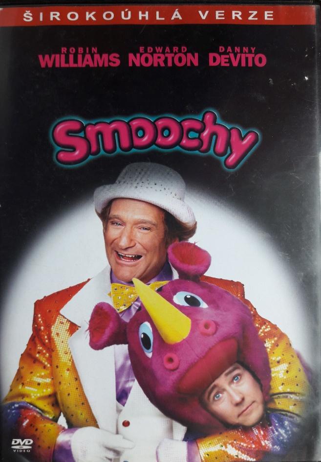 Smoochy - DVD bazarové zboží